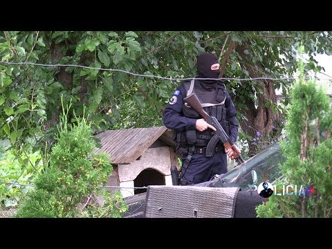 Policia e Kosoves: Kontrabandim me Arme