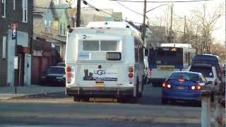 mta bus 1999 obi orion v cng q41 bus 9832 at 101th ave 127th st