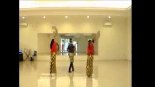 SULAWESI MEDLEY LINEDANCE by Rarayanti Marwan (PLD, Indonesia, Oct.