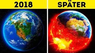 Was passiert mit uns in 1 Milliarde Jahren?