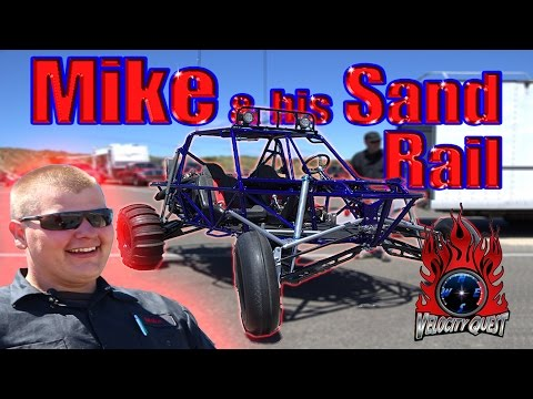 Velocity Quest, Ep. 6, Mike Smith and his Sand Rail