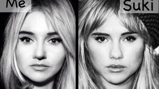 Suki Waterhouse Makeup Tutorial
