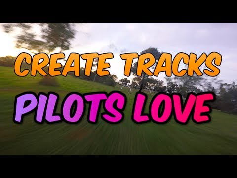 How to design an FPV racetrack that FLOWS - Happy Flying #26