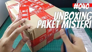 Mystery Package Unboxing  #40 BUANYAK BUANGET ISINYA !! Unboxing Paket Misteri - Unboxing Indonesia