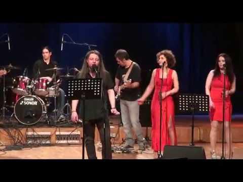"""Rebel Brass, Studio M, Novi Sad, 02.03.2016. ( """"M ključ"""" Full Concert )"""