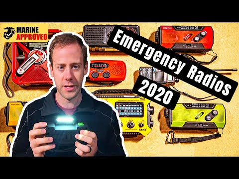 Best Weather and Emergency Radios in 2020