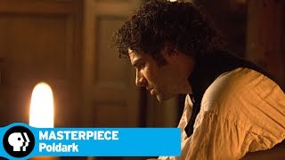 POLDARK on MASTERPIECE | Season 2: Ross and Demelza's Reconciliation | PBS