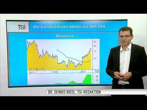 TSI-Wochenupdate: Biotechs heben ab – Die trendstärksten Aktien aus den USA