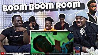 Roddy Ricch - Boom Boom Room |REACTION|
