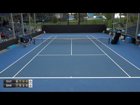 Australian Open 2019 Wildcard Play Off Court 7 14 Dec Youtube