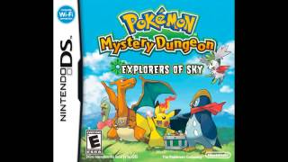 PMD: Explorers of Sky OST: In the Depths of the Pit