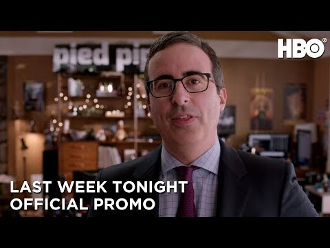 Last Week Tonight Season 4 Heads To Silicon Valley (HBO)