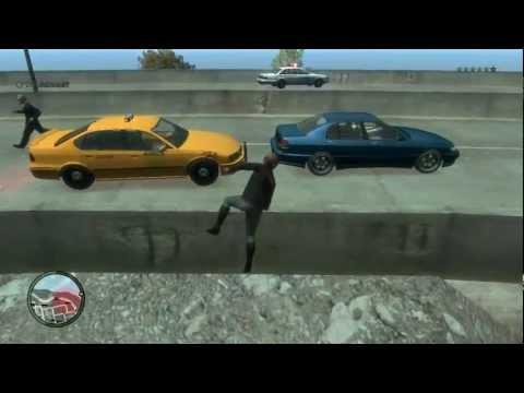 Grand Theft Auto IV : Multiplayer část 2 (CZ koment) Desmond + Zikmund