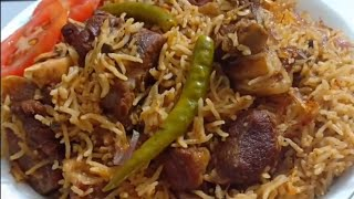 Korma Pulao Recipe| Best Ever Mutton Pulao | Cook With Lubna