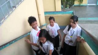 Grade Six-1 San Roque Central ES - Entry to Smart Schools