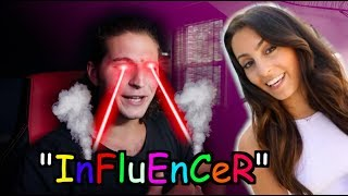 Amanda Bucci teaches me how to be an INFLUENCER