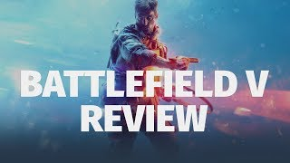 Battlefield V Review - Can Love Bloom on the Battlefield? (Video Game Video Review)