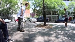 Montreal skateboarding