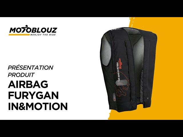Le nouvel airbag connecté Furygan présenté par In&Motion / EICMA 2019