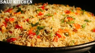 Chicken Fried Rice - Easy Recipe