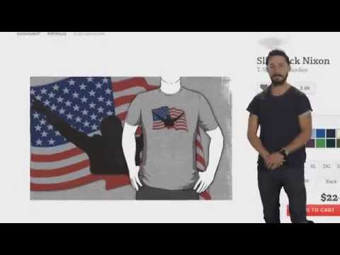 SlickRickNixon T-Shirts and Apparel are for Sale!
