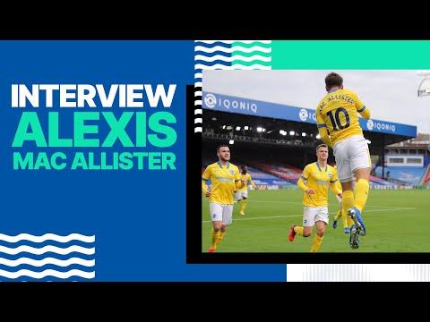Alexis Mac Allister EXCLUSIVE!