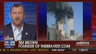 Tim Brown of theBravest.com Speaks Out Against Obama Admin