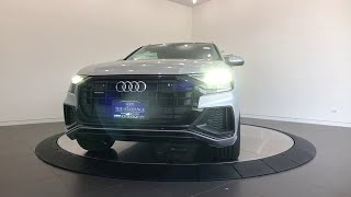 2019 Audi Q8 Lake forest, Highland Park, Chicago, Morton Grove, Northbrook, IL A191429