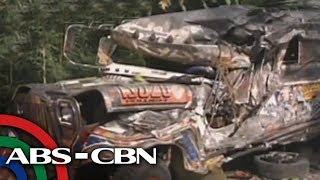 5 killed in 3-car crash in Cotabato