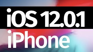 How to Update to iOS 12.0.1 - iPhone 5S iPhone SE iPhone 6 iPhone 7 iPhone 8 iPhone X