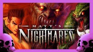 Matt's Nightmares - Resident Evil Darkside Chronicles: Code Veronica (1/2)