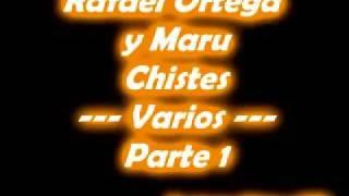 1 El Cabezon - Rafael Ortega el Profe y Maru - Chiste en la Radio en Guarani - Parte 1