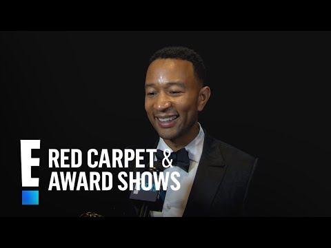 John Legend Reaches EGOT Status With Emmy Win | E! Red Carpet & Award Shows