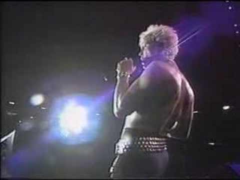 Billy Idol- Flesh for Fantasy Live