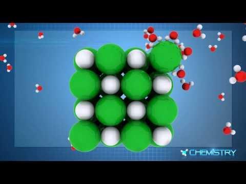 วิชาเคมี - โครงสร้างของสารไอออนิก