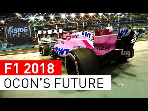 ESTEBAN OCON: 2019-FOCUSED