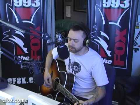 Rise Against at The FOX  Hero of War