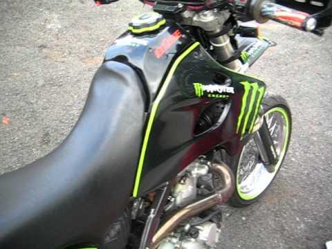 Kawasaki Klxsf Supermoto Specs