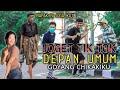 Joget Tiktok Chikakiku Di Tempat Umum Ngakak Parah  Mp3 - Mp4 Download