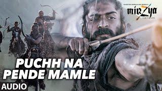PUCHH NA PENDE MAMLE Full Audio Song | MIRZYA | Daler Mehndi | Rakeysh Omprakash Mehra | Gulzar