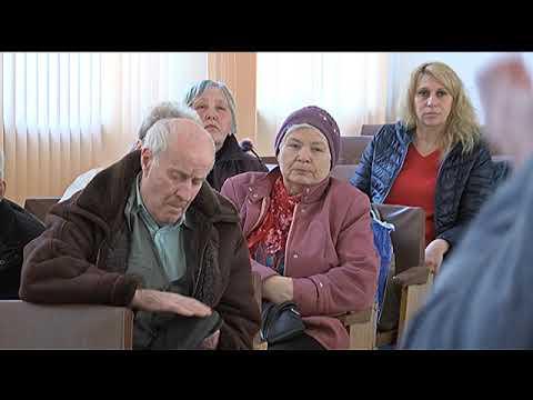 ІРТ Полтава: У Полтаві голова фракції БПП «Солідарність» у міськраді А Матковський зустрівся з  ветеранами