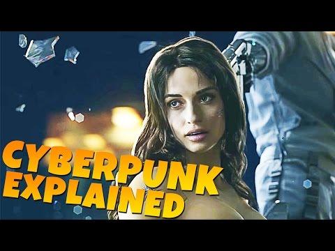 What is Cyberpunk 2077 ? (Cyberpunk Explained)