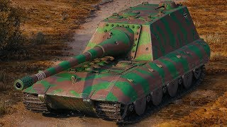World of Tanks Jagdpanzer E100 - 3 Kills 11,2K Damage