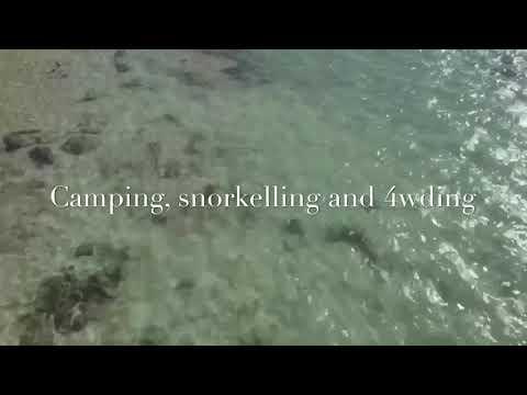 Camping, Fishing And 4WDING At Gnaraloo Station, Western Australia
