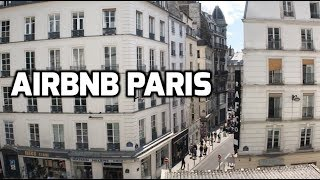 Gambar cover A Tour of Our Airbnb Rental in Paris