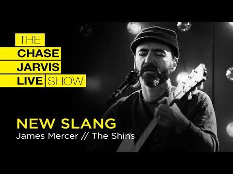 """New Slang"" James Mercer of The Shins    Chase Jarvis LIVE"