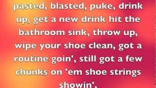 Repeat youtube video Shake That Ass -Eminem Feat. Nate Dogg lyrics