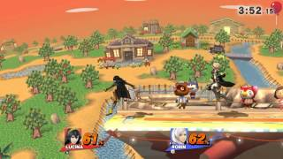 [LGS 24/5/2015][Smash 4] Raziek (Robin) vs Taka (Lucina+)