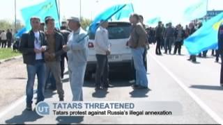 Crimea Tatars Deportation Threat: Kremlin Prosecutor Poklonskaya targets Crimean Tatars