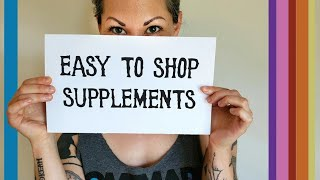 Easy to Shop Supplements at Wellness Provisions